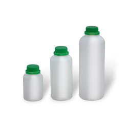 BOLL plastic bottles with scale