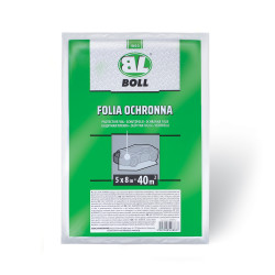 BOLL PROTECTIVE FOIL 5 x 8 m = 40 m2