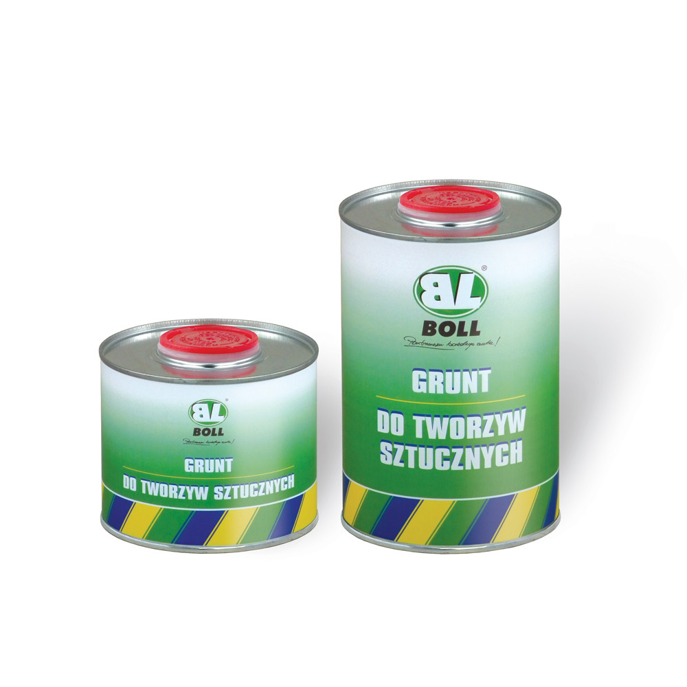 BOLL primer for plastics