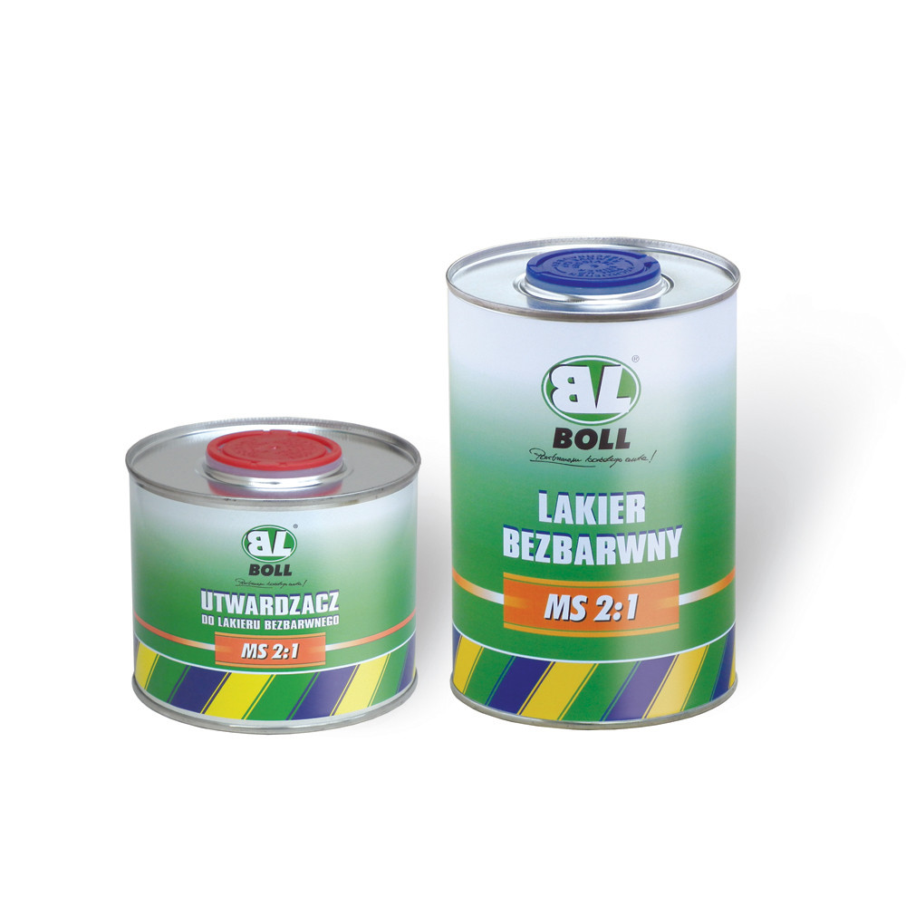 BOLL clearcoat MS 2:1