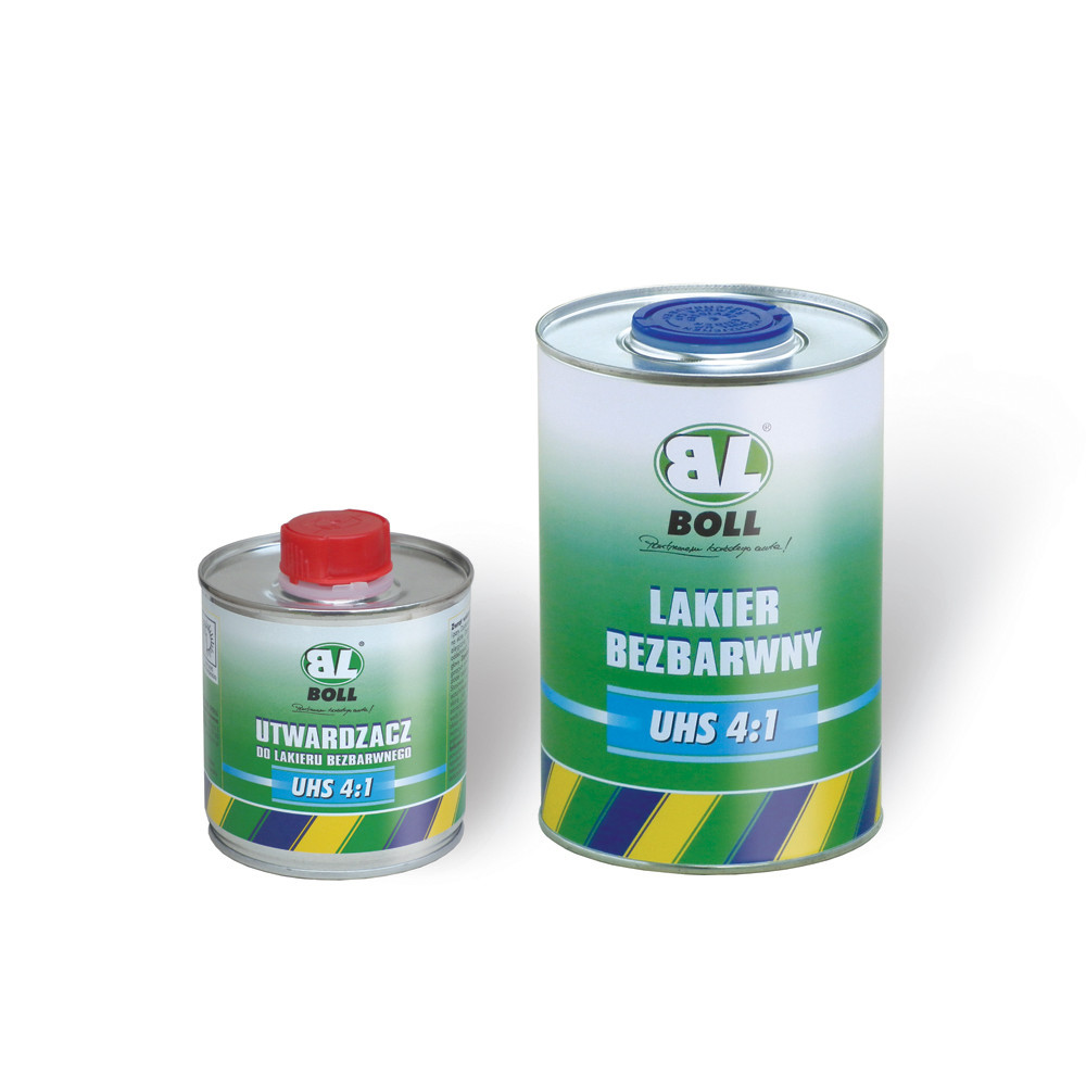 BOLL clearcoat  UHS 4:1