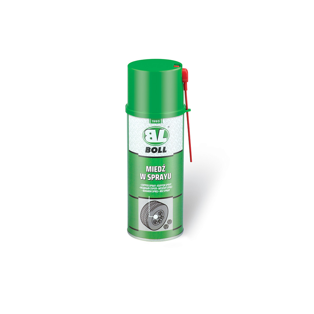 BOLL copper grease - spray