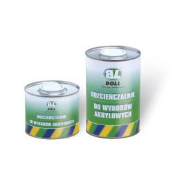BOLL rozcieńczalnik do wyrobów akrylowych