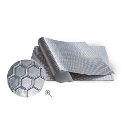 """BOLL adhesive damping mat aluminum """"honeycomb"""""""