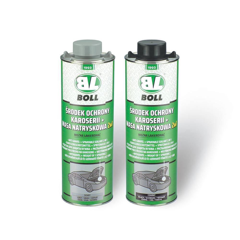 BOLL środek ochrony karoserii + masa natryskowa 2 w 1