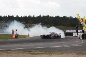 Die Erste Runde Polnischen Drift Meisterschaft