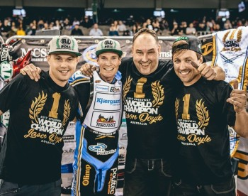 Australian Jason Doyle World Champion 2017