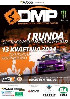 BOLL ist ein Sponsor den Polnischen Drift Meisterschaft 2014