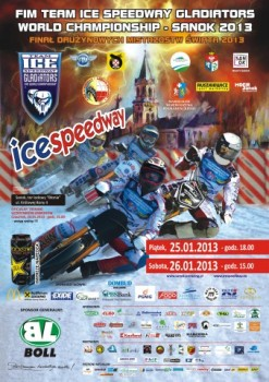 Boll general sponsor of the FIM Team Ice Speedway World Championships in Sanok!