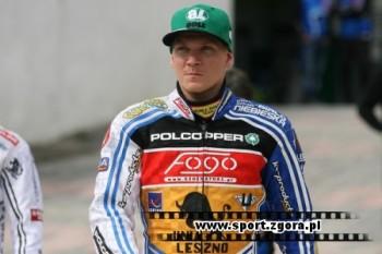 Fredrik Lindgren nächsten Saison mit der Kappe BOLL