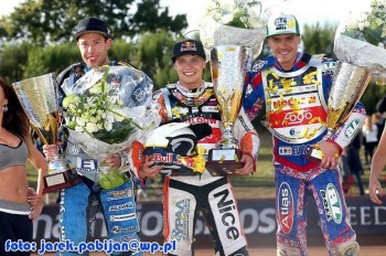 Martin Vaculik third in round of the SEC in Holsted