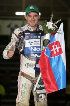 Speedway Europameisterschaft in Gorican - polnische Mannschaft auf dem Podium!