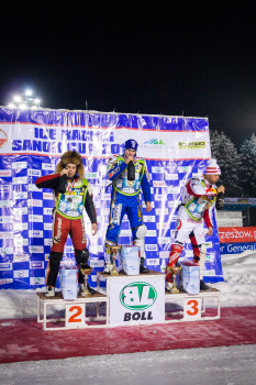 The seventh edition of Sanok Ice Racing Cup with BOLL!